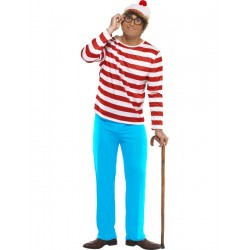 Disfraz De ¿Dónde Está Wally? (Licensed)