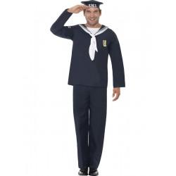 Disfraz De Marinero De La Marina