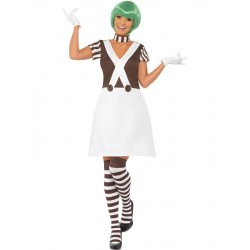 Disfraz de Fabricante de Caramelo - Umpa Candy