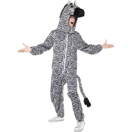 Disfraz de Zebra