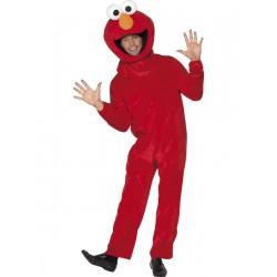 Disfraz de Elmo, Barrio Sésamo (Oficial)