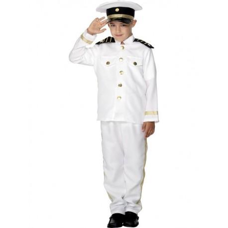 Disfraz de Capitán de la Marina Infanil
