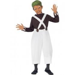 Disfraz de Fabricante de Caramelos Infantil - Candy Lumpa