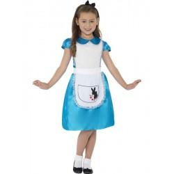 Disfraz De Alice Del Pais De Las Maravillas Infantil