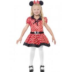 Disfraz De Ratoncilla (Minnie) Infantil