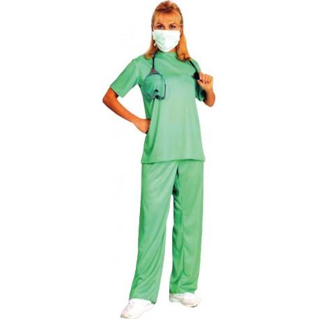 Disfraz de Médico Cirujana
