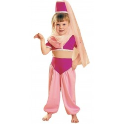 Disfraz de Princesa Arábica Niña