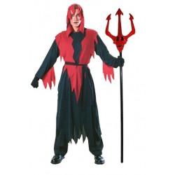 Disfraz de Demonio de Lava