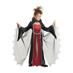 Disfraz de Vampiresa infantil Deluxe