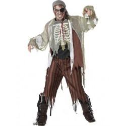 Disfraz de Marinero Zombie