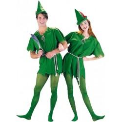Disfraz de Peter Pan Adulto