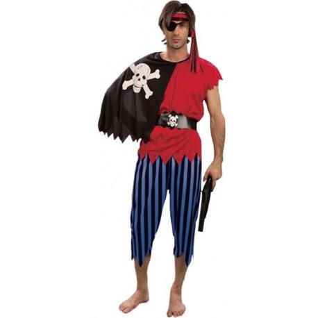Disfraz de Pirata Grumete Hombre