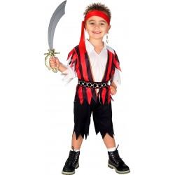 Disfraz de Pirata Grumete Infantil