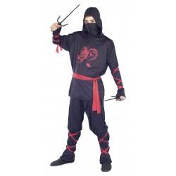 Disfraz Juvenil de Guerrero Ninja