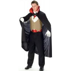 Disfraz de Vampiro Conde Drácula Deluxe