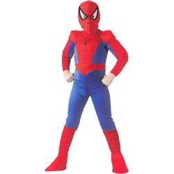 Disfraz Spiderman Infantil Niños 7 - 9 años