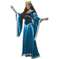 Disfraz de Reina de Cuento de Hadas
