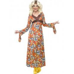 Disfraz de Chica Woodstock