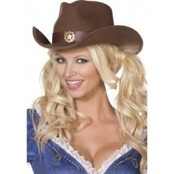 Sombrero de Vaquero del Salvaje Oeste
