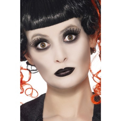 Set De Maquillaje Gótico