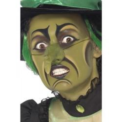 Kit De Maquillaje Para Bruja Verde