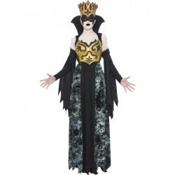 Disfraz de Reina de las Tiniebras