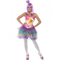 Disfraz de Candy, Reina de Caramelo