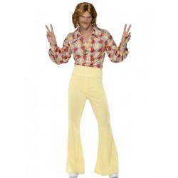 Disfraz De Hippie De Discoteca Cool