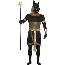 Disfraz de Dios Anubis, el Chacal