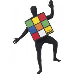 Disfraz de Cubo de Rubik