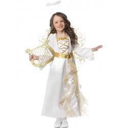 Disfraz De Princesa Ángel